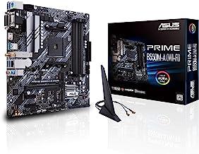 ASUS Prime B550M-A WiFi AMD AM4 Zen 3 Ryzen 5000 & 3rd...