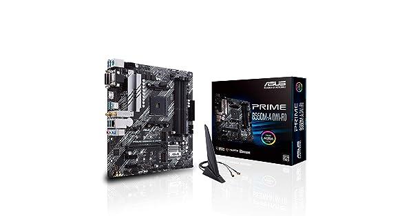 3rd Gen Ryzen  PCIe 4.0, ECC Memory, 1Gb LAN, HDMI 2.1 ...