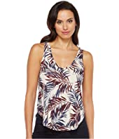 Lucky Brand - Palm Leaf Tank Top