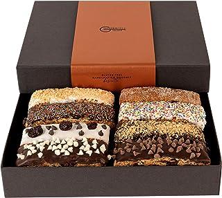 Gluten Free Biscotti Gift Basket | Stunning Holiday Gift Baskets | Cookies Gift Baskets | Food & Beverage Gifts for Men, W...