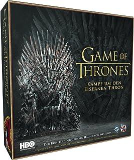 HBO: Kampf um den Eisernen Thron - Brettspiel