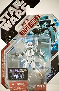 Star Wars Basic Figure Force Unleashed Imperial Jumptrooper