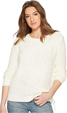 Suzanne Side Laced Tunic Sweater