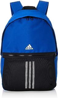 حقيبة ظهر 3 اس كلاسيكية للجنسين من اديداس، اللون: أزرق، المقاس: مقاس واحد.