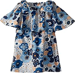 Chloe Kids Mini Me Floral Print Knots Details (Little Kids)