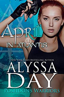 April in Atlantis: Poseidon's Warriors