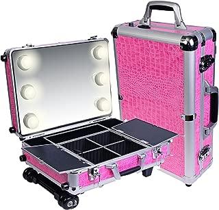 SHANY Cosmetics Mini Studio Togo Makeup Case, Pink