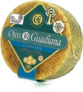 comprar comparacion QUESO MANCHEGO OJOS DEL GUADIANA CURADO 6 MESES (formato 3 kilos)