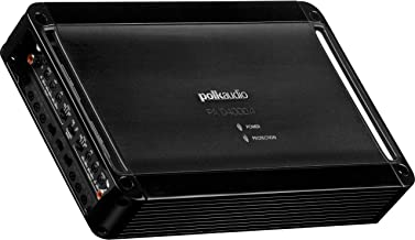 Polk Audio PA D4000.4 (PAD4000.4) 800W RMS PA D Series Class-D 4-Channel Car Amplifier
