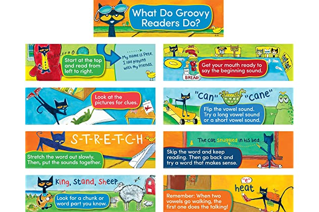 Best Pete The Cat Decorations For Classroom Amazon Com