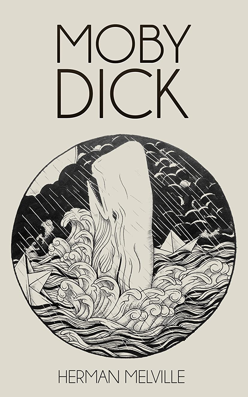 テーブルを設定する汚染師匠Moby Dick (Illustrated) (English Edition)