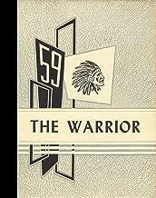 (Reprint) 1959 Yearbook: Santa Rosa High School, Santa Rosa, Texas