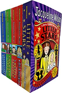 Jacqueline wilson hetty feather series collection 5 books set