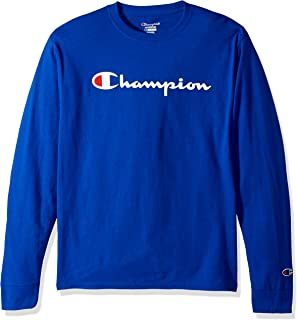 Champion LIFE Men's Cotton Long Sleeve Tee