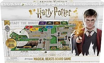 Pressman PRS4330-06, Harry Potter Magical Beasts Game, Multicolor, 5
