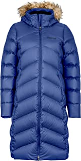 womens Montreaux Full-length Down Puffer Coat