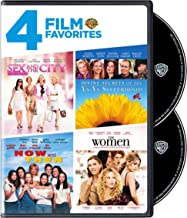 4 Film Favorites: Friends Forever (SEX AND THE CITY: THE MOVIE / Divine Secrets of the Ya-Ya Sisterhood /Now and Then / The Women)