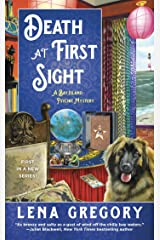 Death at First Sight (A Bay Island Psychic Mystery Book 1) Kindle Edition