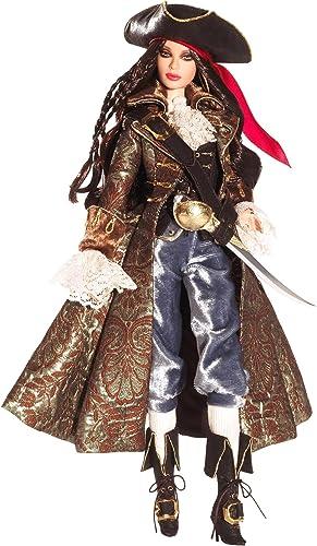 el mejor servicio post-venta 2007 2007 2007 Pirate Barbie - Barbie Collectible oro Label  venta al por mayor barato