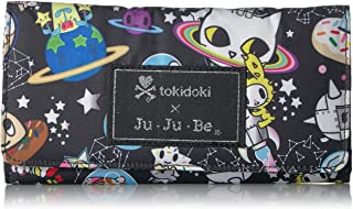 JuJuBe Be Rich Tri-Fold Wallet with Snap Enclosure, Space Place