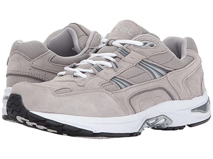 VIONIC  Walker (Grey) Mens  Shoes