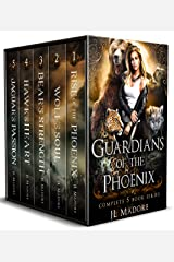 Guardians of the Phoenix Box Set: Books 1-5: Guardians of the Fae Realms Kindle Edition