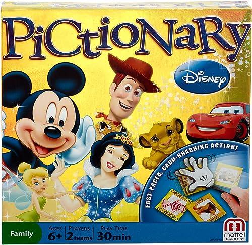 Pictionary - Disney Edition (Englische Sprache) [UK Import]
