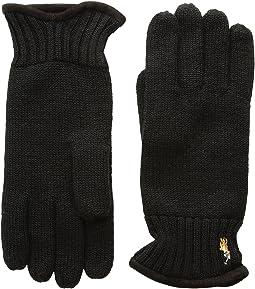 Polo Ralph Lauren - Classic Lux Merino Gloves