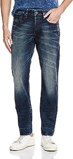 G-Star RAW(ジースターロゥ) 3301 Tapered Jeans メンズ テーパード ジーンズ