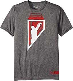 3e08f4569d61 Under armour kids im on a new level short sleeve tee big kids ...