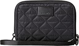 Pacsafe RFIDsafe W100 RFID Blocking Wallet