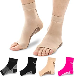 Plantar Fasciitis Socks with Arch & Ankle Support Foot Care Compression Sock