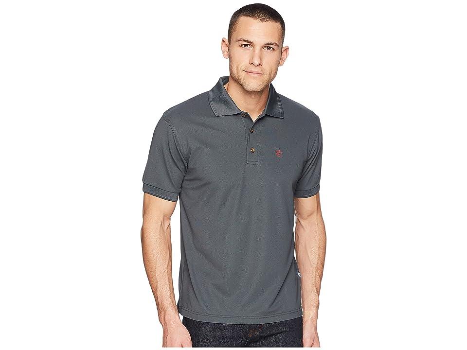 Fjallraven Crowley Pique Shirt (Mountain Grey) Men