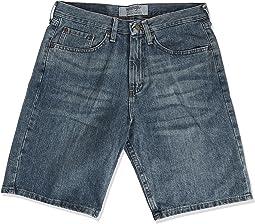 Authentics Men's Big & Tall Classic Five-pocket Jean Short