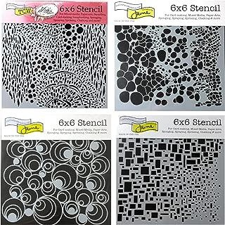 Best spiral stencil patterns Reviews