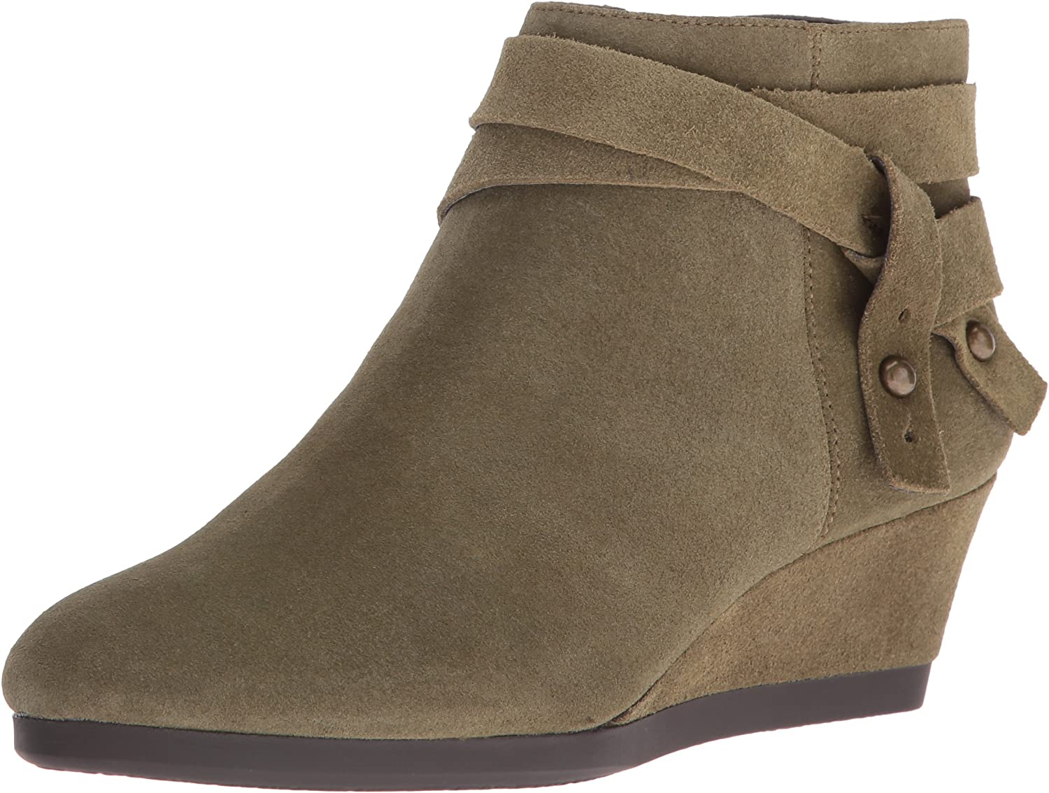 Nine West Womens Lina Suede Boot