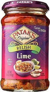 patak's lime relish