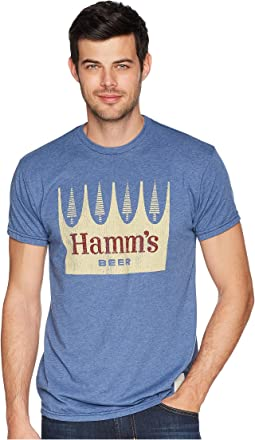 Vintage Heathered Hamms Beer Tee