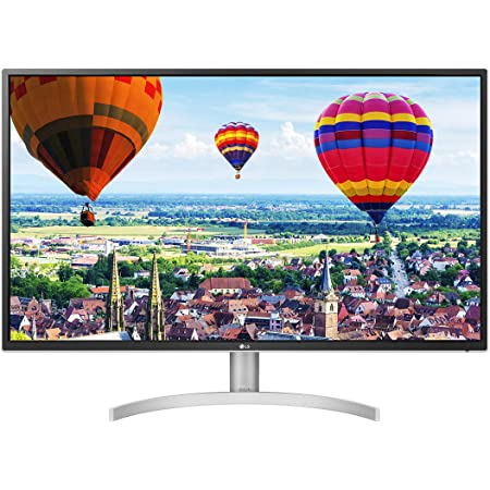 "LG 32QK500-C 32-Inch Class QHD LED IPS Monitor with Radeon FreeSync (31.5"" Diagonal) Silver"
