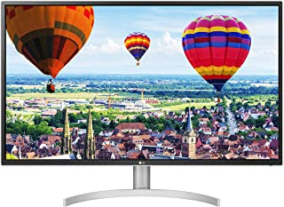 LG 32QK500-C 32-Inch Class QHD LED IPS Monitor with Radeon FreeSync (31.5