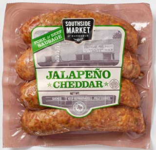 Best texas jalapeno cheddar sausage Reviews