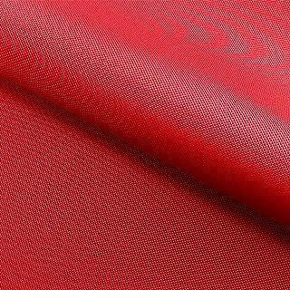 NOVELY Oxford 210D   Polyester   anschmiegsam nachgiebig   Meterware Segeltuch Rot
