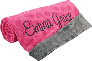Best fleece baby blanket personalized Reviews