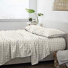 مجموعة ملاءات سرير من هوم كوليكشن iEnjoy Home Hotel Collection Premium Ultra Soft Aztec Dreams من 4 قطع، كاليفورنيا كينج، ...