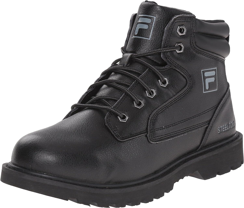 Fila In a popularity Men's Landing Steel Work Shoe Toe A surprise price is realized