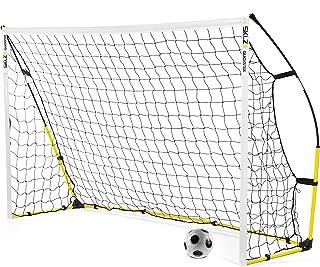 SKLZ Quickster Soccer Goal- Quick Set-Up, Ultra Portable Soccer Goal (12x6', 8x5', or 6x4')