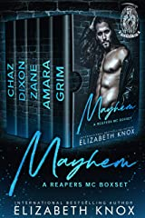 Mayhem: A Reapers MC Boxset (Reapers Rejects MC) Kindle Edition