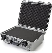 Nanuk 930 Waterproof Hard Case with Foam Insert - Silver