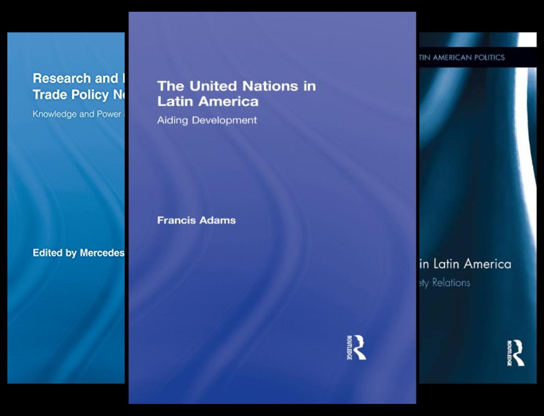 Routledge Studies in Latin American Politics (30 Book Series)