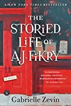 Cover image of The Storied Life of A. J. Fikry by Gabrielle Zevin